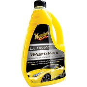 Ultimate Wash & Wax Bilschampo 473 ml