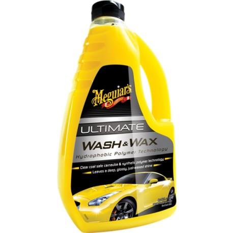 Ultimate Wash & Wax Bilschampo 473 ml